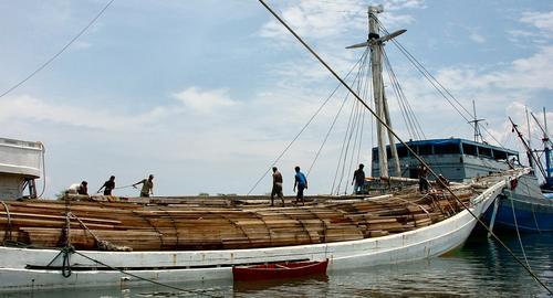 Laden schooner (Dsc03494)