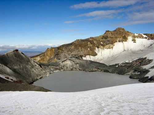 4. The crater Lake at Ruapehu (Dsc01982)