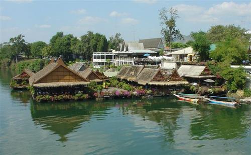 1c. Restaurant at River Kwai (Dsc02323)
