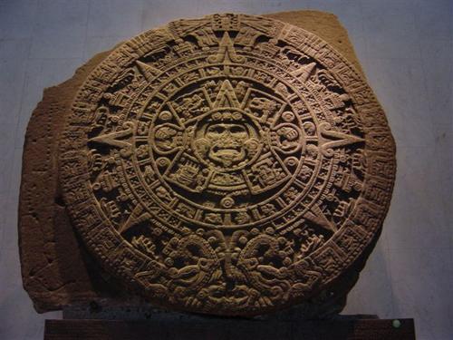 Sacred Calendar of the Mayans (Dsc01261)